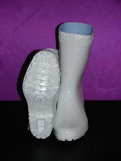 耐油性 白長靴