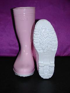 ゾナG3耐油長靴 (ピンク) 日本製