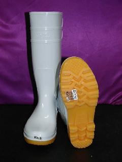 ジェイワーク耐油長靴#708(白)中国製