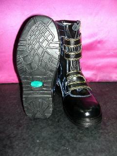 ジェイワーク#773(半長靴マジックタイプ)静電気帯電防止機能付き