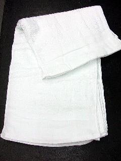 中国産 160匁 白タオル 1ダース(12枚)