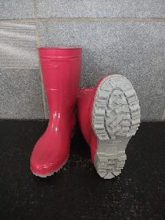 ゾナG3耐油長靴         (マゼンダ) 日本製