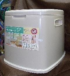簡単 洋式トイレ トンボポータブルトイレ S型