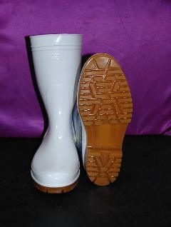 ゾナG5耐油長靴(白)日本製  30cm