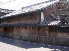 登録有形文化財 矢橋家住宅