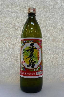 喜界島 黒糖焼酎 25度 900ml瓶