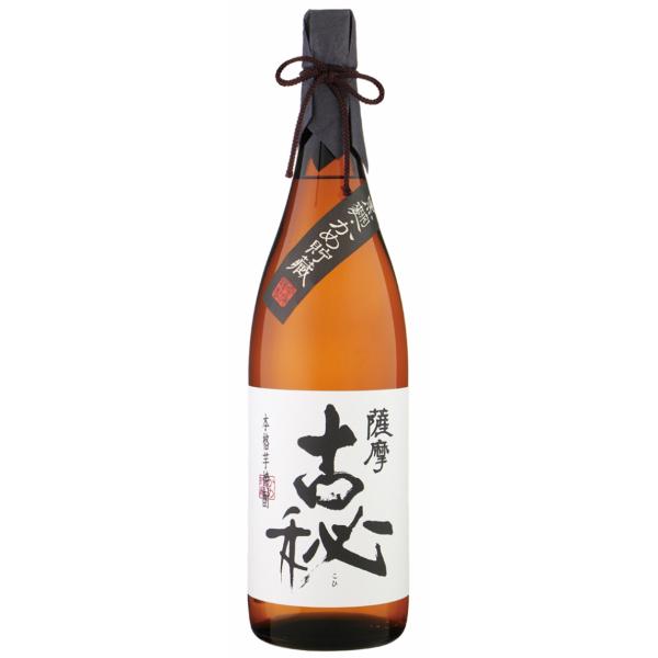 薩摩古秘 黒麹 25度 1.8L