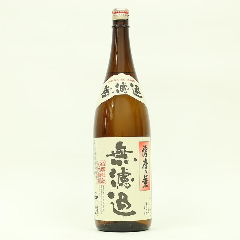 薩摩乃薫 無濾過 白麹 37度 1.8L