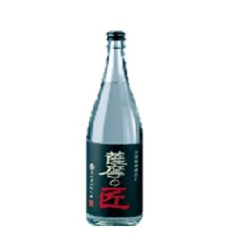 薩摩の匠 黒麹 無濾過 30度 1.8L
