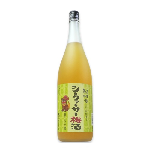 紀州 シークァーサー梅酒 1.8L
