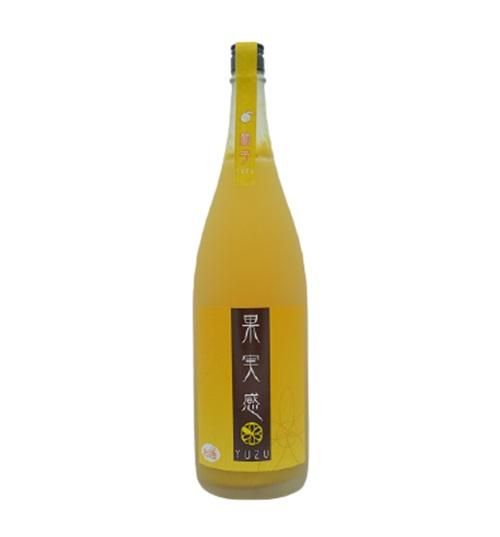リキュール 果実感 柚子 1.8L/720ml