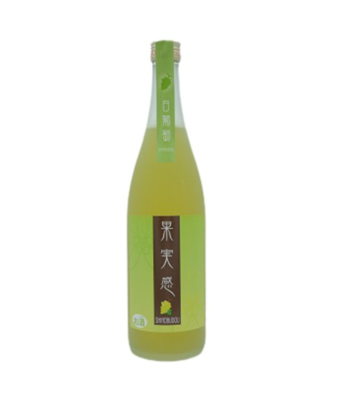 リキュール 果実感 白葡萄 1.8L/720ml