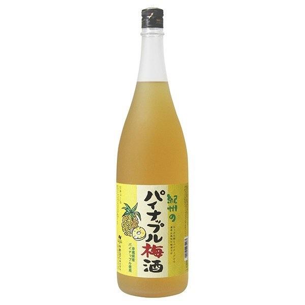紀州 パイナップル梅酒 1.8L