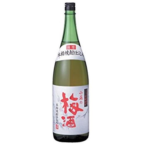 小正の梅酒 14度 1.8L