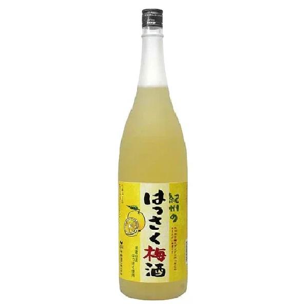 紀州 はっさく梅酒 12度 1.8L