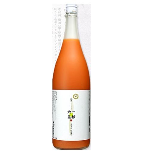 紀州 一根六菜梅酒 12度 1.8L