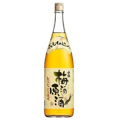 梅酒原酒 蔵元仕込 19度 1.8L