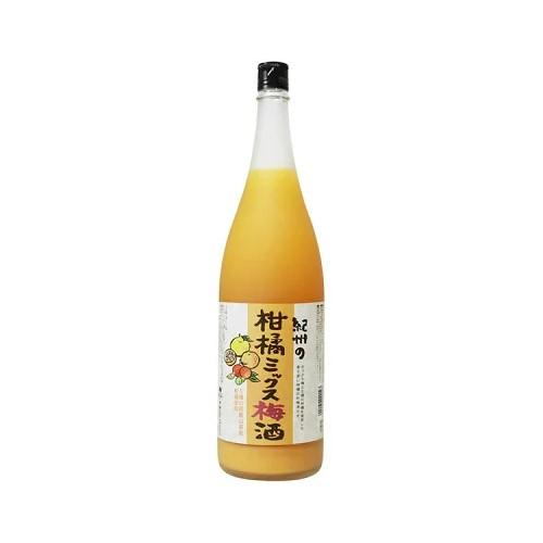 紀州 柑橘ミックス梅酒 1.8L