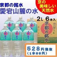 京都の銘水