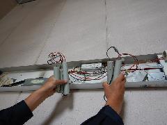 東京都のマンションの受信機設置工事