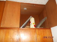浦和の物件で自動火災報知設備の定温式スポット型感知器の交換を行いました。