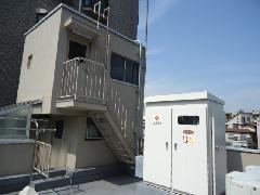 東京都・文京区 某ビル様 高圧幹線・キュービクル改修工事