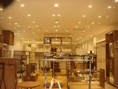 千葉県 物販店様 電気設備工事