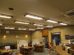 浦安市 某飲食店様 LED化工事