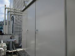 東京都豊島区 某ホテル様キュービクル改修工事