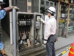東京都大田区_高圧設備改修工事