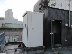 東京都内某オフィスビル様  低圧契約切替工事