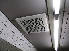 千葉市内 オフィスビル様 換気扇交換工事