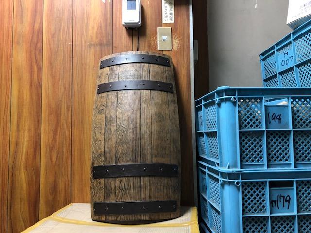 ウイスキー樽3