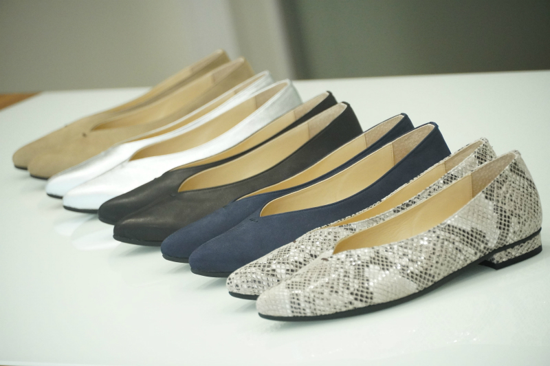 ハグするhoppe靴 5色