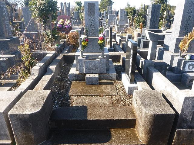 新規墓誌工事