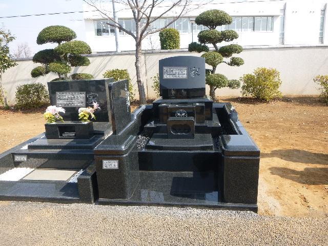洋型一般墓地 3�u
