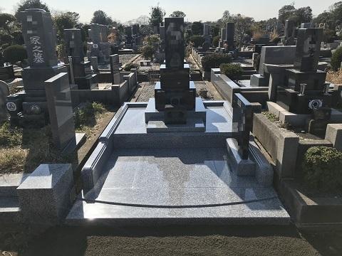 和型墓所 リフォーム工事 6�u