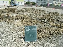 大阪府高槻市 湿式柱状改良工事