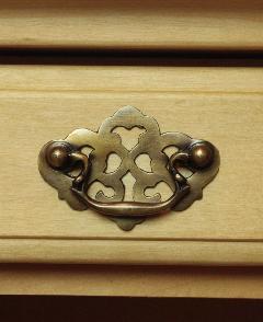 真鍮 ドアハンドル・取っ手/STA074
