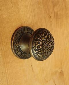 真鍮 ドアノブ・ドアハンドル/SDTN190
