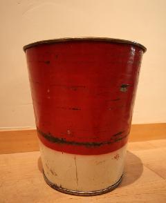 リサイクルドラムポット(Red) Mサイズ