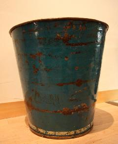 リサイクルドラムポット(Blue) Lサイズ