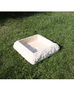 天然石洗面 (大理石)ホワイト系004