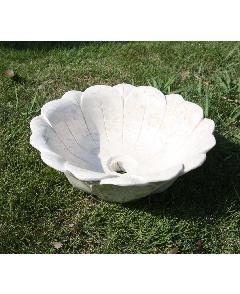 天然石洗面 (大理石)ホワイト系005