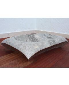 天然石洗面 (大理石)グレー系001