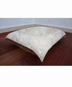 天然石洗面 (大理石)ホワイト系022