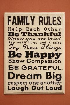 Rules Family B