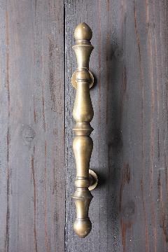 真鍮・ドアハンドル/AC100