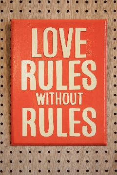 Rules Love B