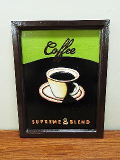 サインボード COFFEE(コーヒー) (アンティークアート ヴィンテージアート)